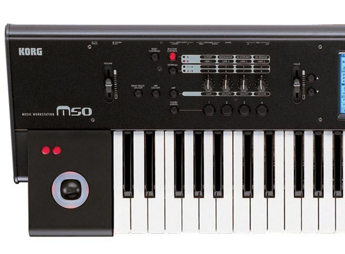 korg m50 88 key music workstation en. Black Bedroom Furniture Sets. Home Design Ideas