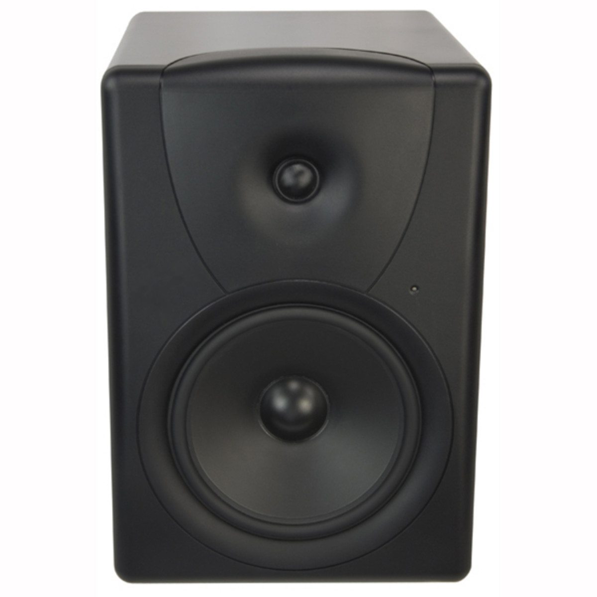 mackie mr8 8inch active studio monitor single at. Black Bedroom Furniture Sets. Home Design Ideas