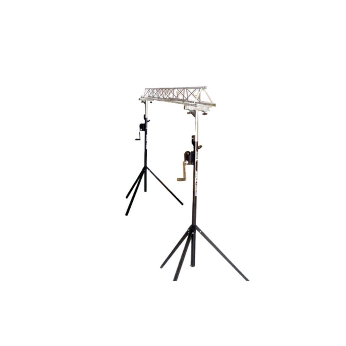 Haute r sistance d 39 clairage stand avec 3m poutrelle par for Eclairage stand