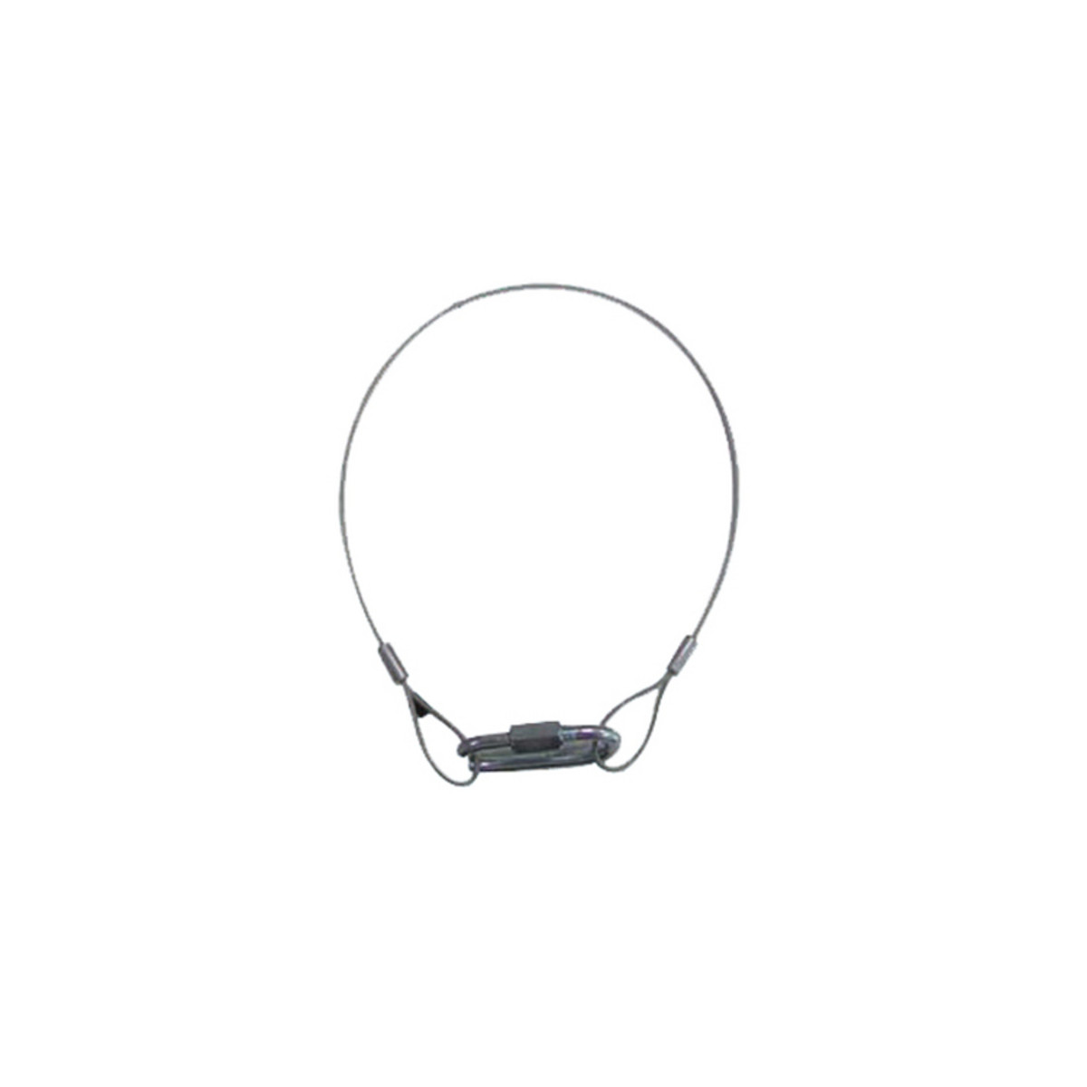 Image of 3mm Lighting Security Wire 50cm