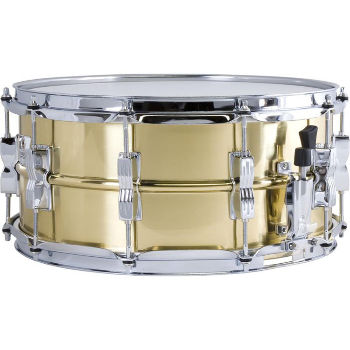 disc ludwig lm303 brass snare at. Black Bedroom Furniture Sets. Home Design Ideas