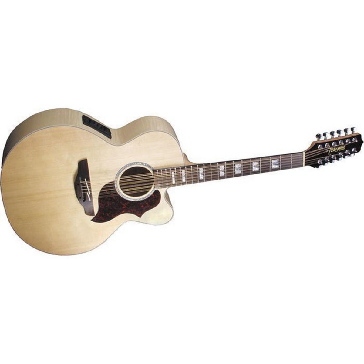 disc takamine eg523sc 12 string g series jumbo electro acoustic at. Black Bedroom Furniture Sets. Home Design Ideas