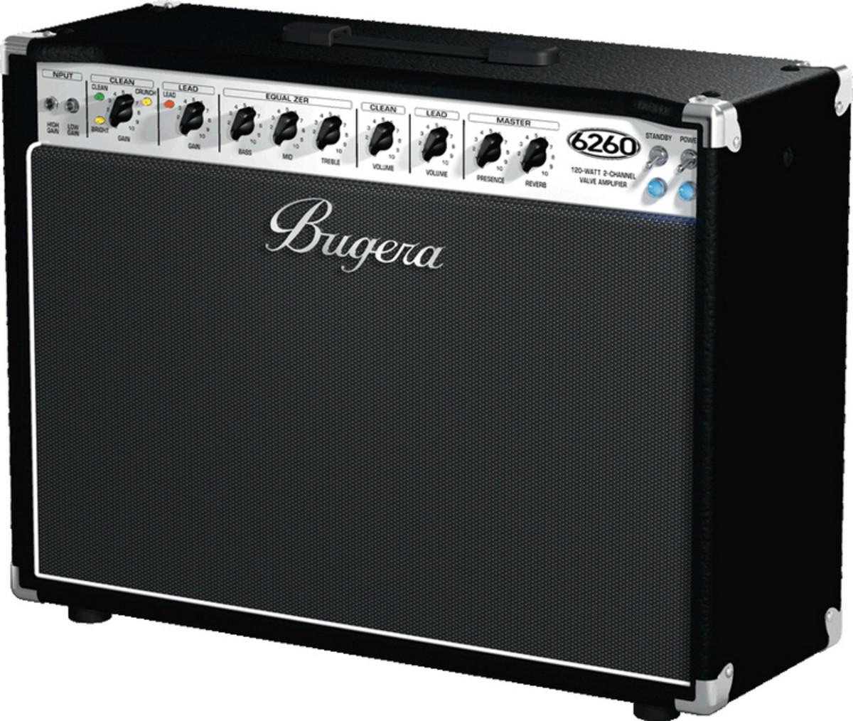 disc bugera 6260 212 120w guitar combo amp at. Black Bedroom Furniture Sets. Home Design Ideas