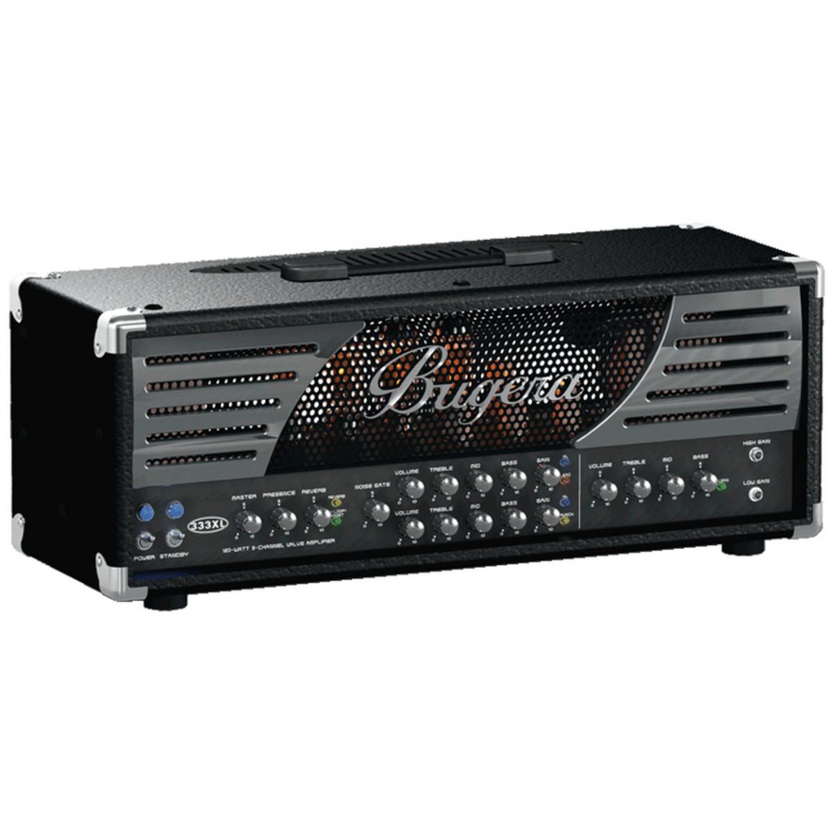 disc bugera 333xl 120w guitar amp head at. Black Bedroom Furniture Sets. Home Design Ideas