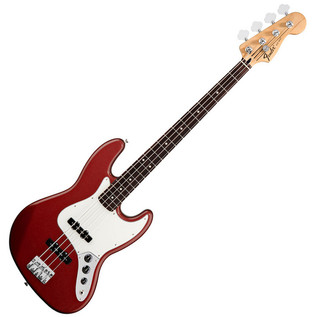 Fender Standard Jazz Bass Rosewood, Candy Apple Red