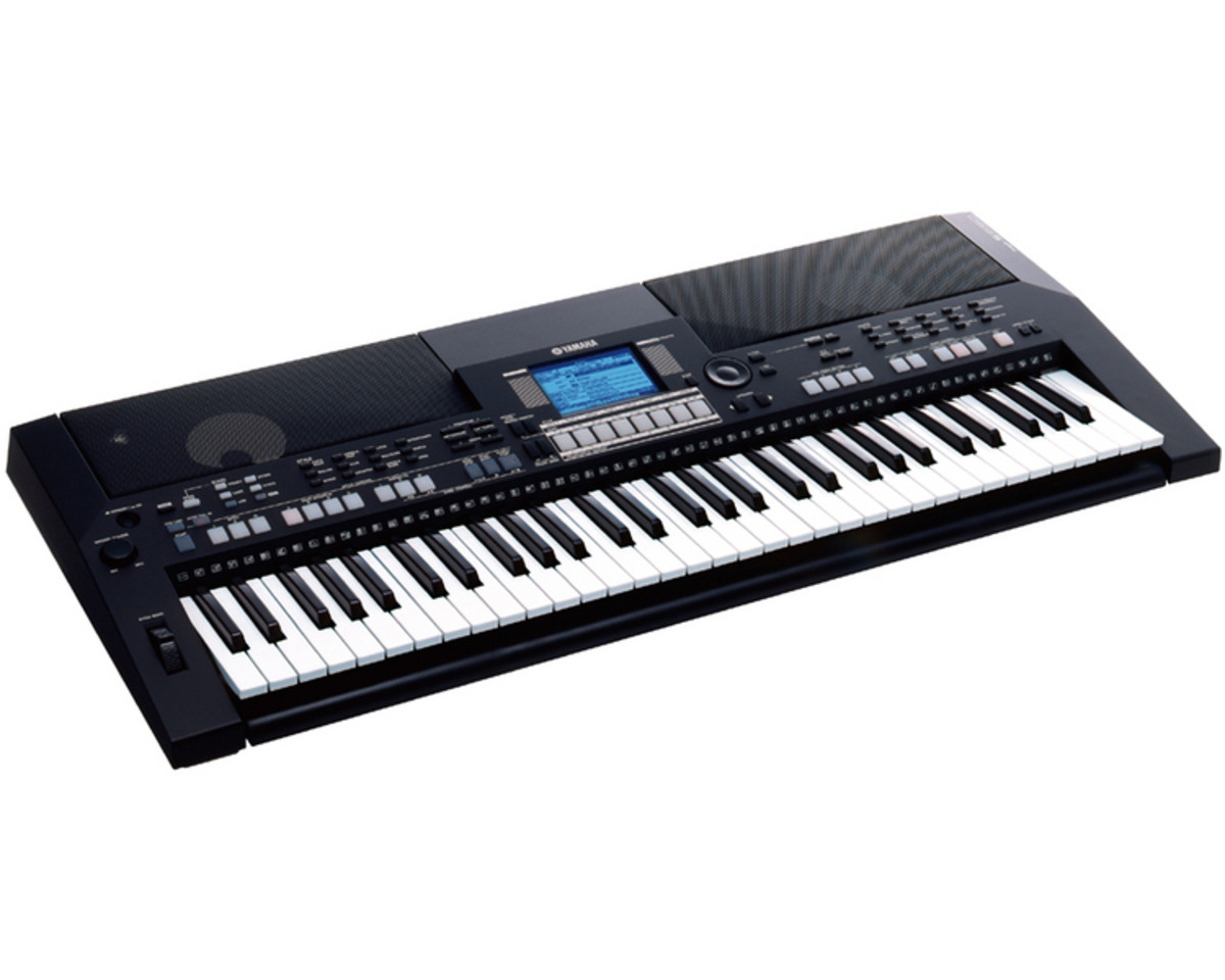 Yamaha psr s550 keyboard black at for Www yamaha keyboards