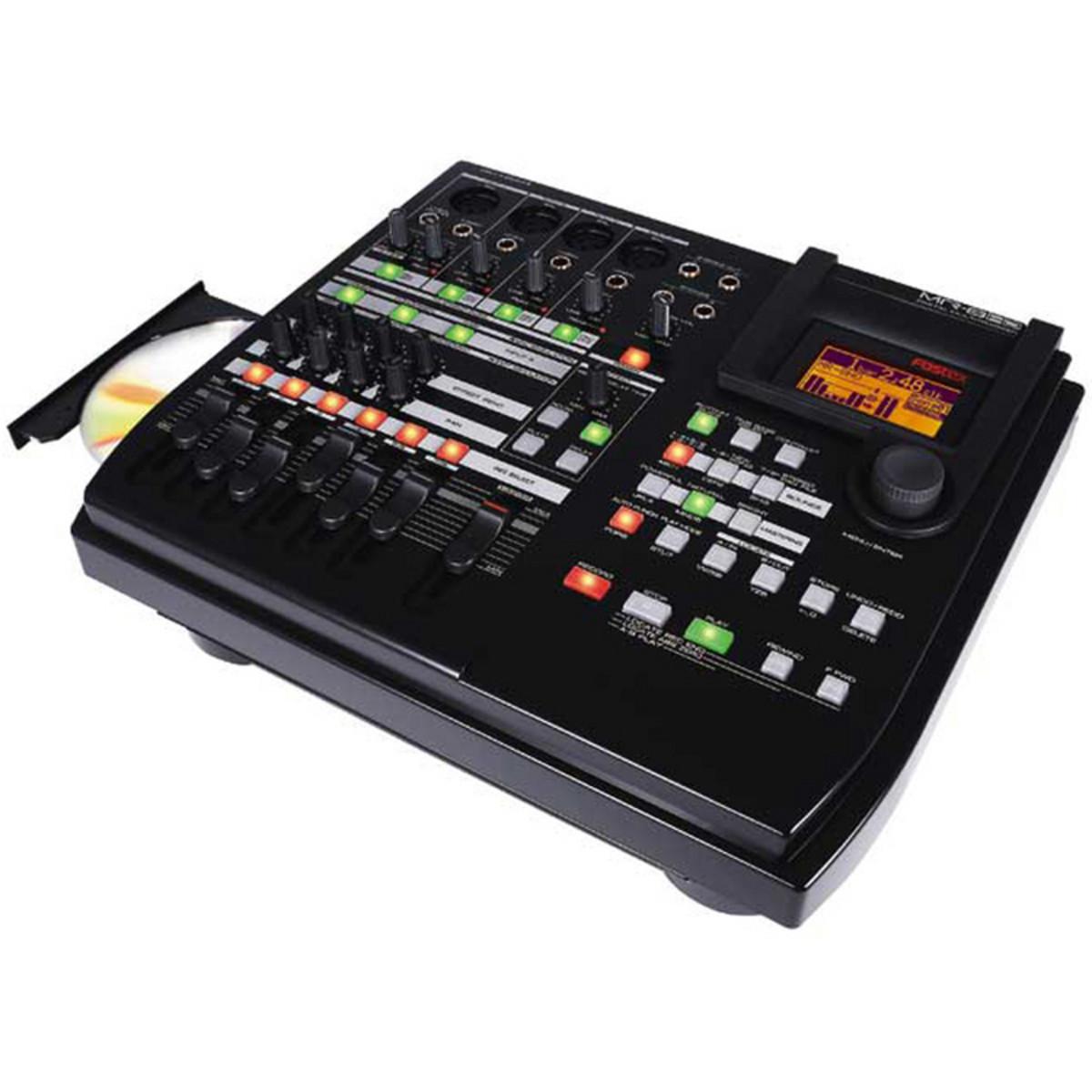 fostex mr8hd cd 8 track digital recorder at. Black Bedroom Furniture Sets. Home Design Ideas