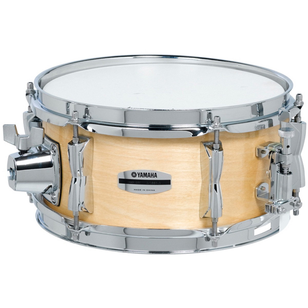 Yamaha bsd 1050 10 x 5 6 ply birch snare drum at for Yamaha stage custom steel snare drum 14x6 5