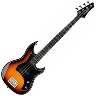 Hagstrom FXB-200 Bass Guitar, Vintage Sunburst