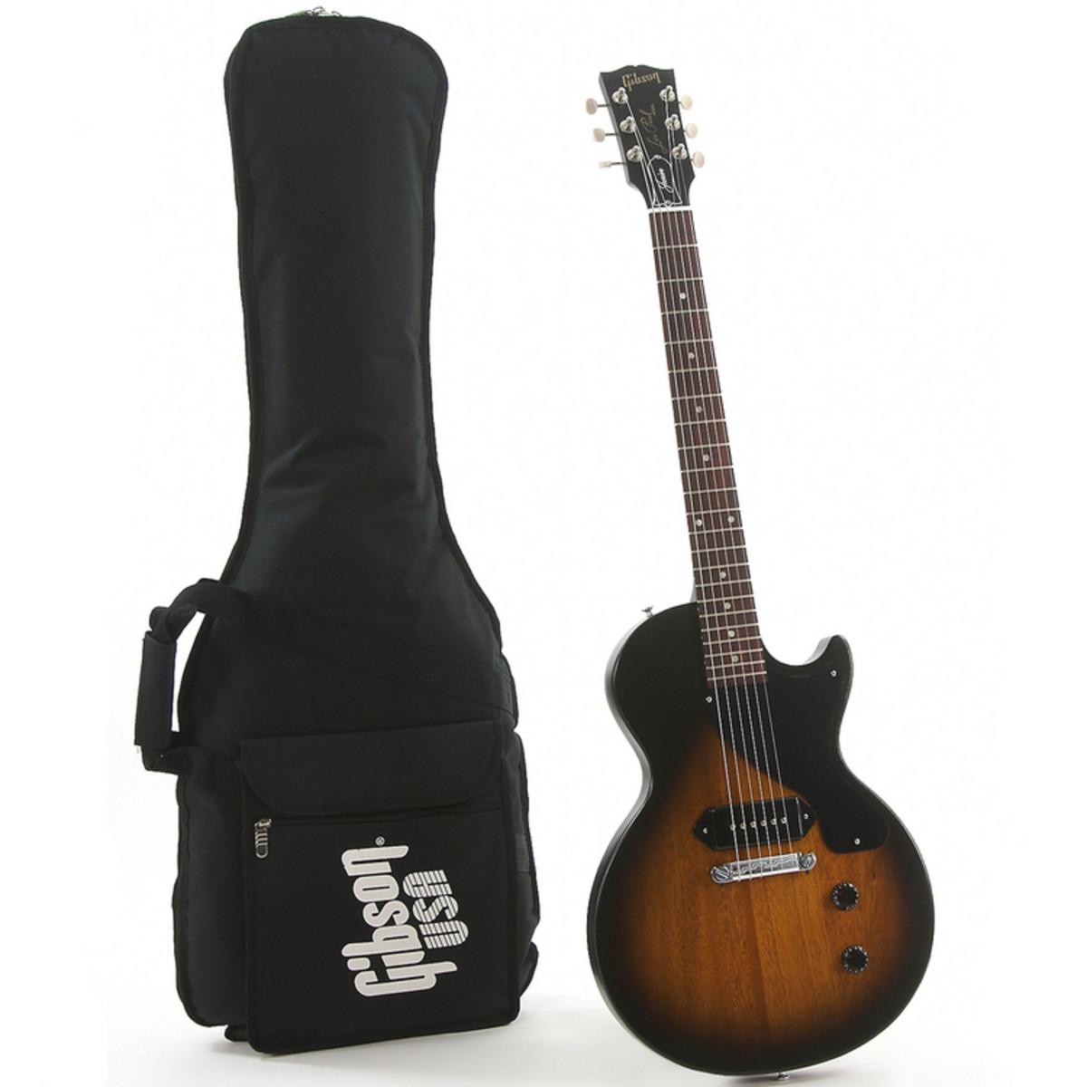 Nuevas Gibson Les Paul Jr Guitarristasinfo