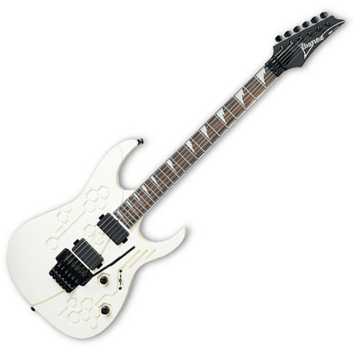ibanez rg420eg electric guitar white beehive at. Black Bedroom Furniture Sets. Home Design Ideas