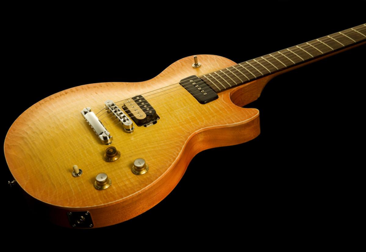 Gibson bfg gary moore signature guitar crybaby at - Gibson gary moore ...