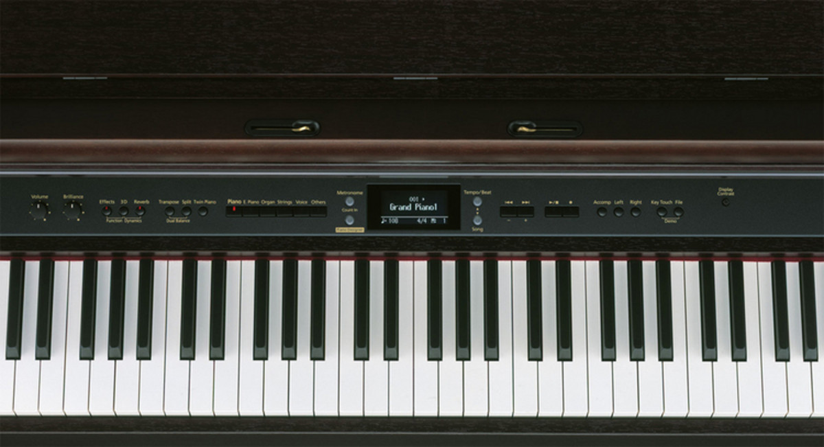 roland hp 207 digital piano rosewood ex demo at. Black Bedroom Furniture Sets. Home Design Ideas