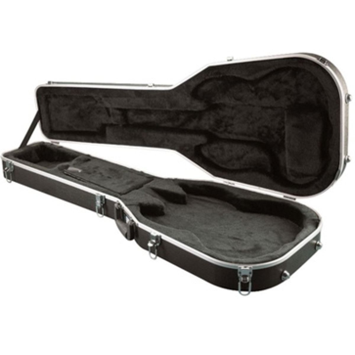 gator deluxe electric guitar case at. Black Bedroom Furniture Sets. Home Design Ideas