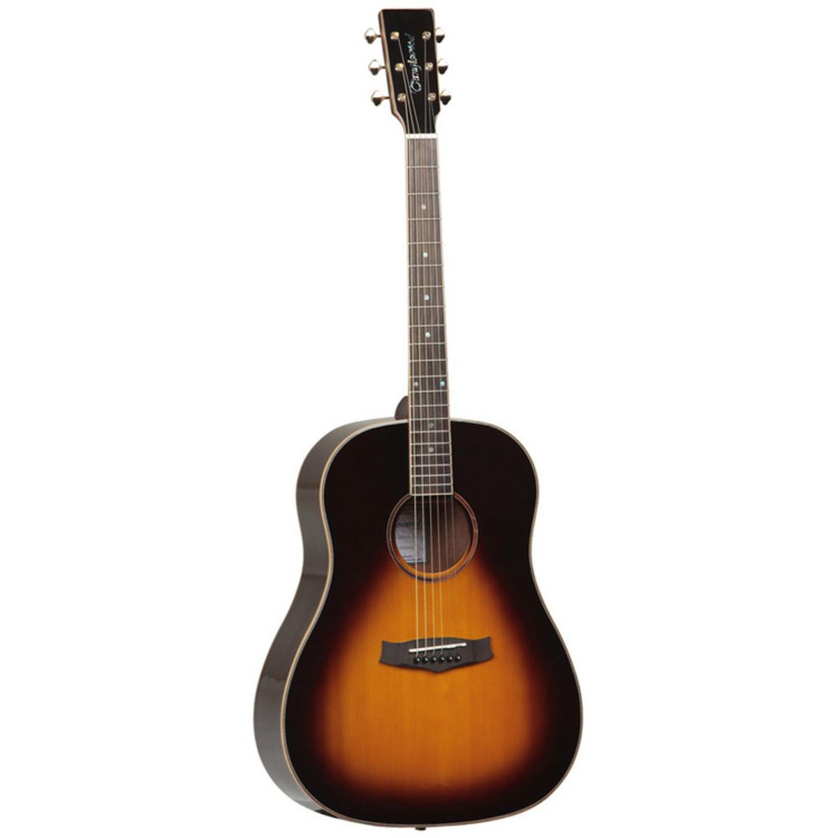 Tanglewood TRD VS Guitar + Perfect Ten Pack At Gear4music.com