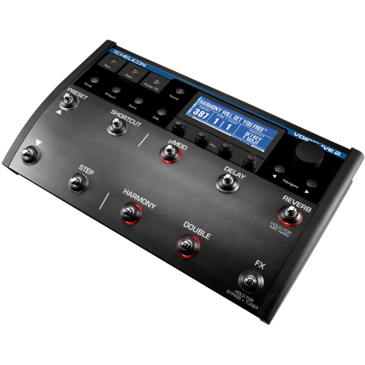 Cheap TC Helicon VoiceLive 2 Vocal Processor