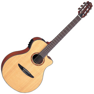 Yamaha NTX700 Electro Acoustic Guitar, Natural