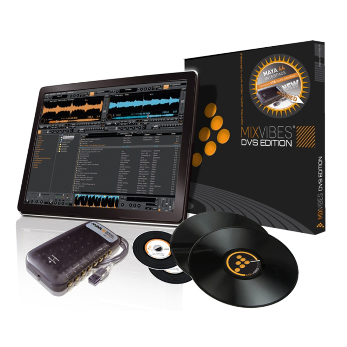 Download Free Mixvibes Home 7 Dj Software