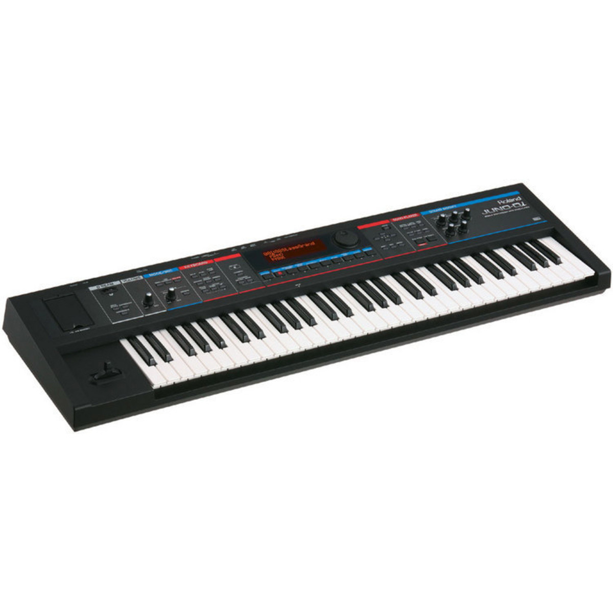 Roland juno di keyboard synthesizer at for Software di piano planimetrico