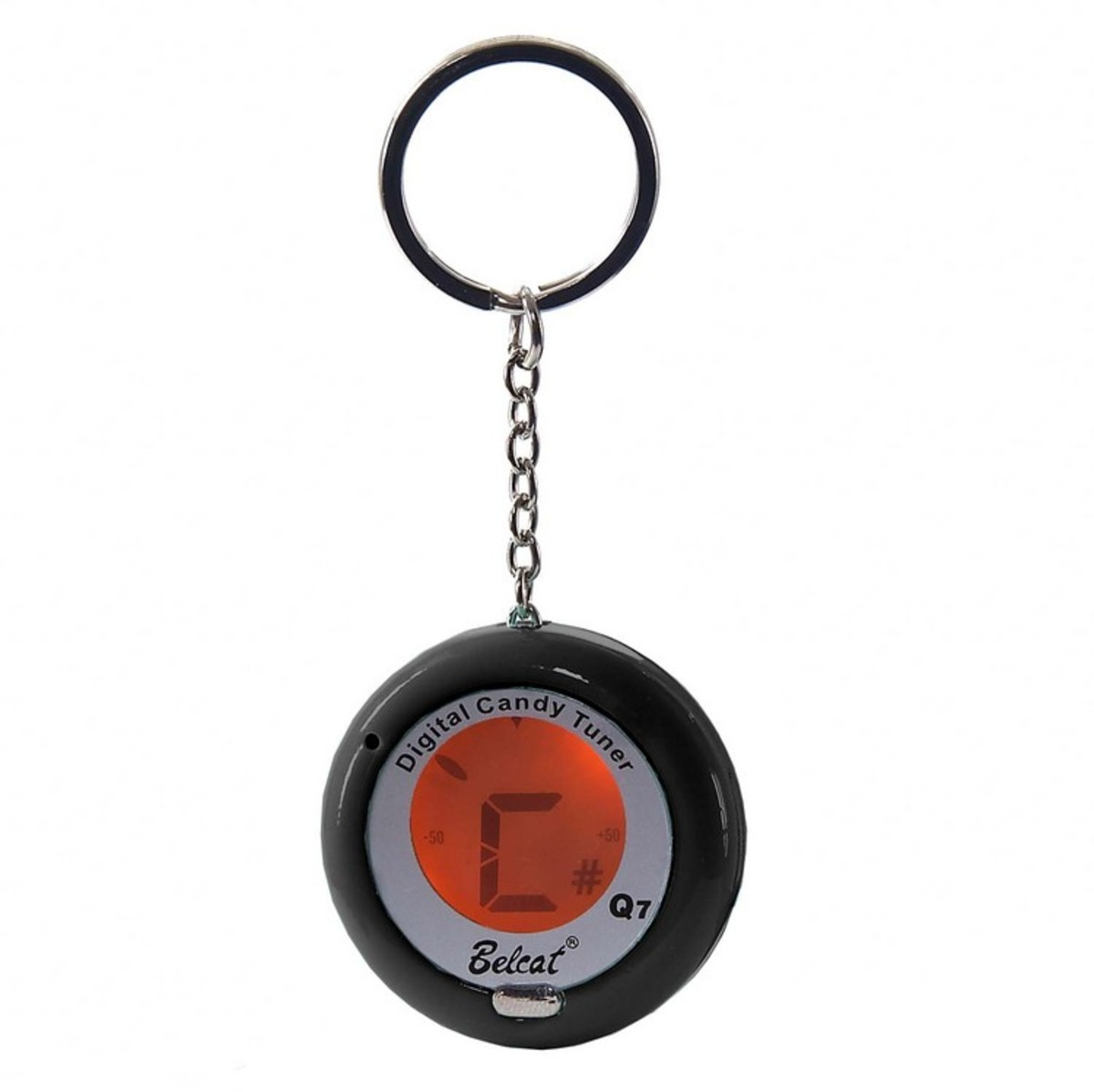 Image of Belcat Q7 Automatic Chromatic Keyring Tuner