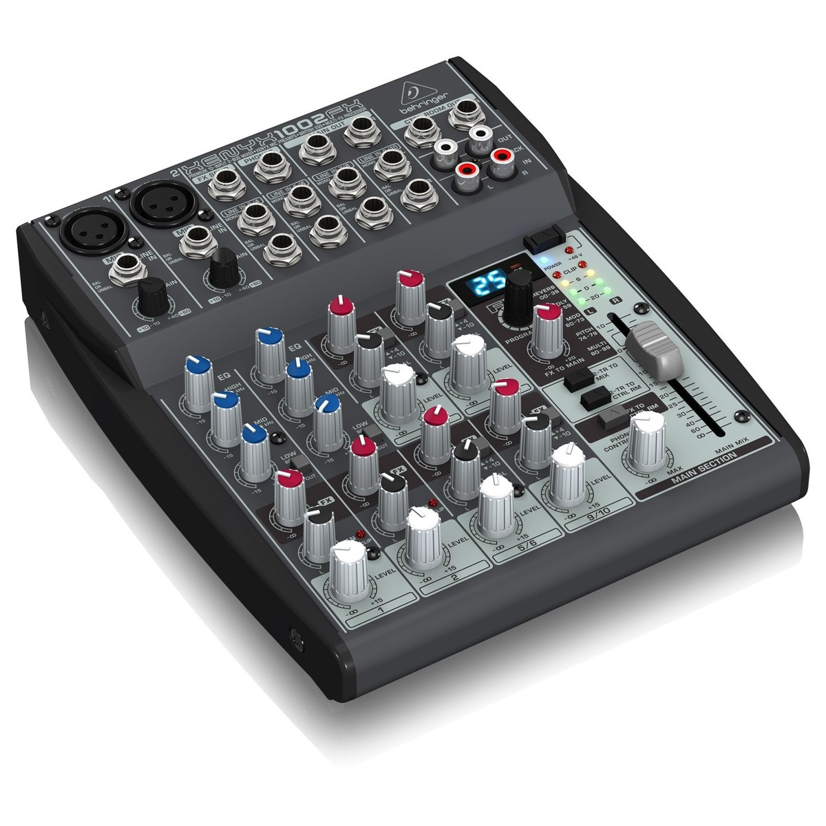 Image of Behringer Xenyx 1002FX Mixer