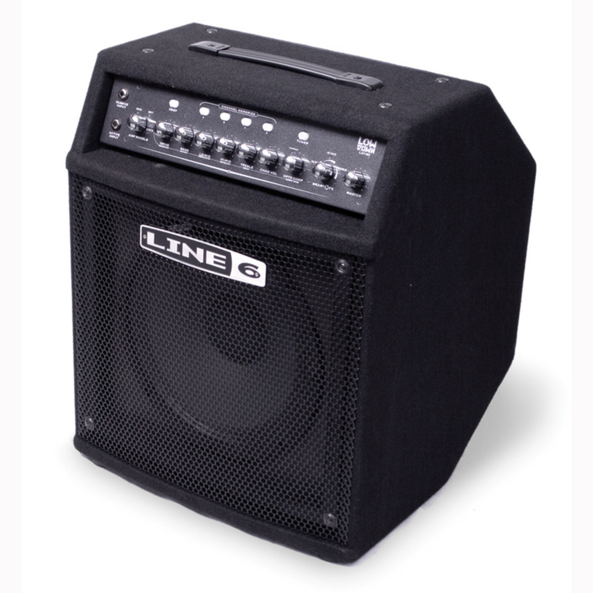 Discontinued Line 6 LowDown LD150 150W Bass Combo Amp At