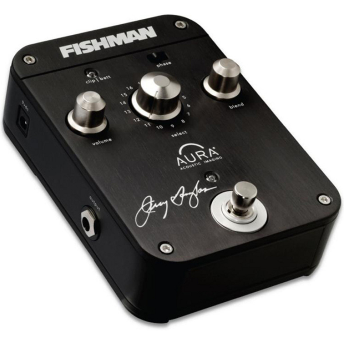Image of Fishman Jerry Douglas Signature Aura Imaging Pedal