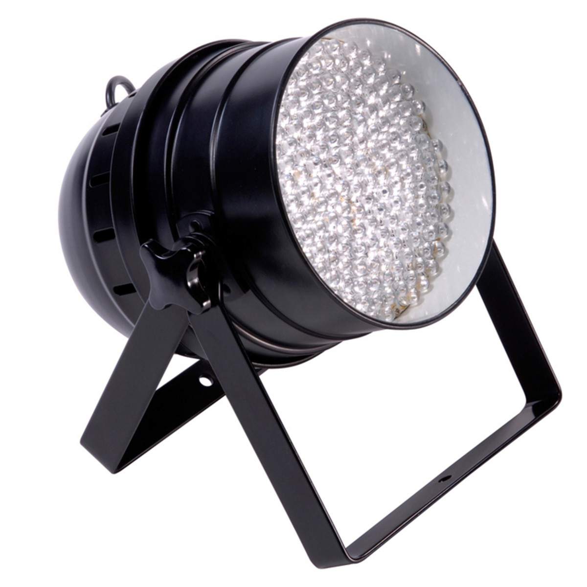 Ledj Par64 Led Floor Par Can Black At