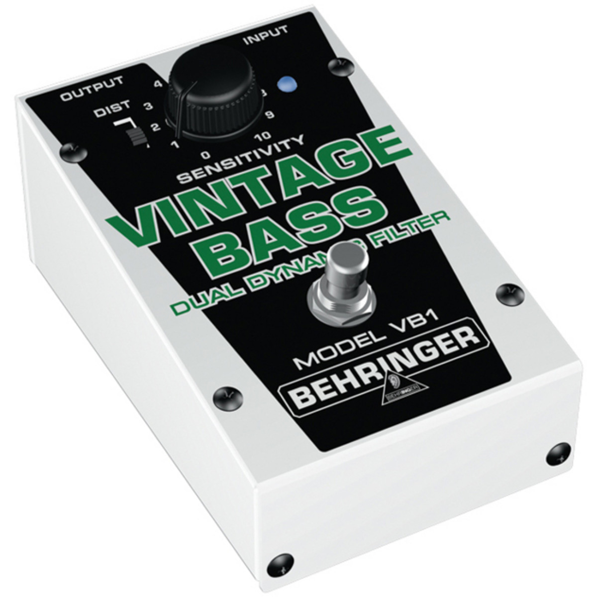 behringer vb1 vintage bass dual dynamic filter effects pedal at. Black Bedroom Furniture Sets. Home Design Ideas
