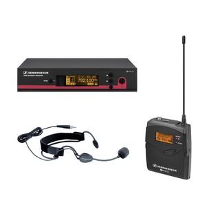 Sennheiser EW 152 G3 Wireless Headset Microphone System, CH 38