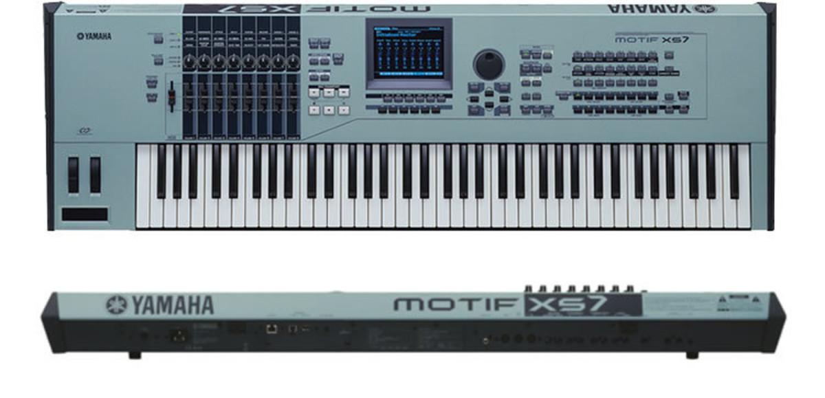 Image Result For Yamaha Keyboard Xs