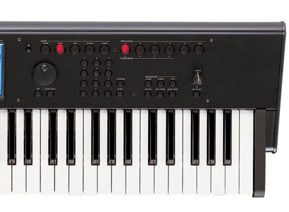 korg m50 61 key music workstation ltd edition green at. Black Bedroom Furniture Sets. Home Design Ideas