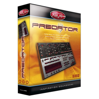 Rob Papen Predator Synth Virtual Instrument Plugin