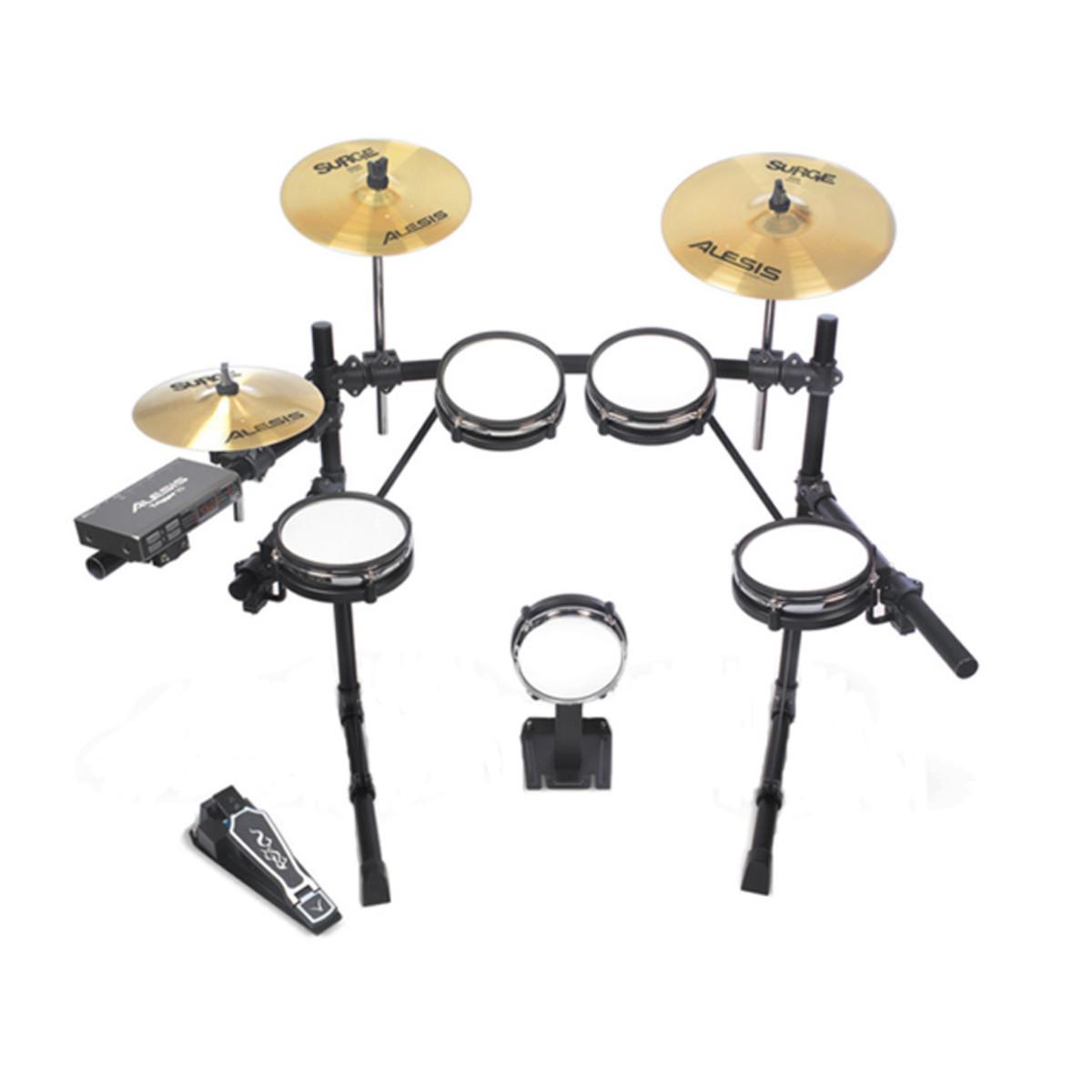 alesis dm5 usb pro drum kit surge cymbals at. Black Bedroom Furniture Sets. Home Design Ideas