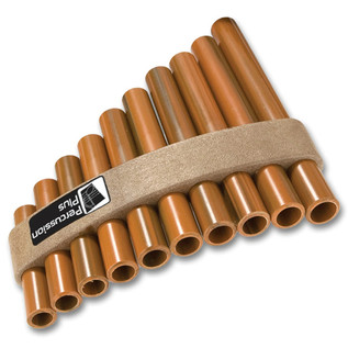 Percussion Plus PP492 10 Note Panflute