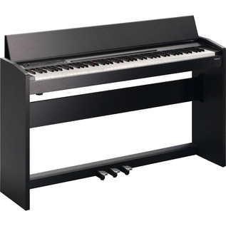 Roland F-120 Digital Piano, Satin Black
