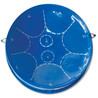 Percussion Plus PP451/B Steelpan, bleu