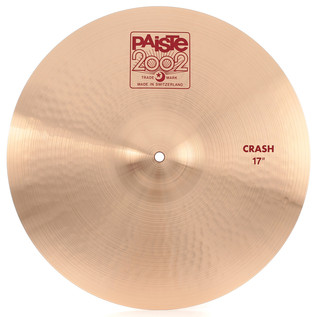 Paiste 2002 17'' Crash Cymbal