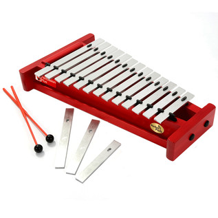 Percussion Plus PP003 Alto Diatonic Glockenspiel