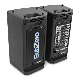 SubZero 300w Portable PA System by Gear4music