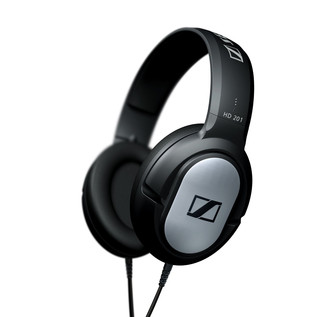 Sennheiser HD 201 Closed Back Headphones