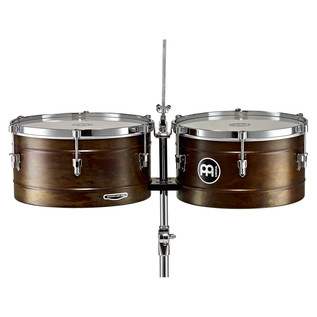 Meinl Marathon Series Timbale 14 inch and 15 inch, Antique Finish