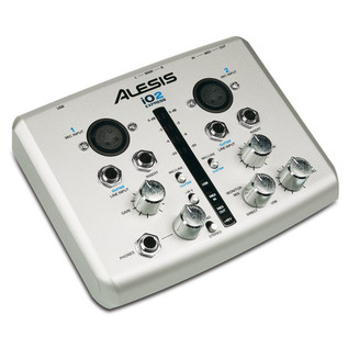Alesis iO2 USB Audio Interface