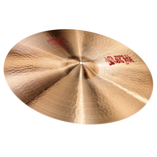 Paiste 2002 24'' Reverend Al's Big Ride Cymbal