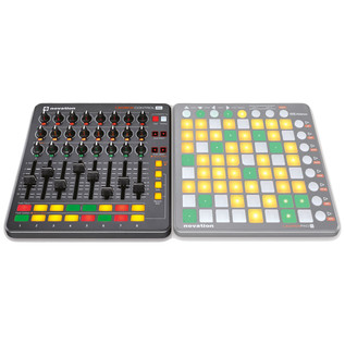 Novation Launch Control XL and LaunchPad