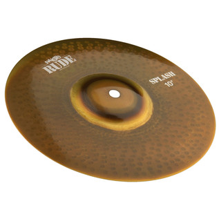 Paiste RUDE 10'' Splash Cymbal