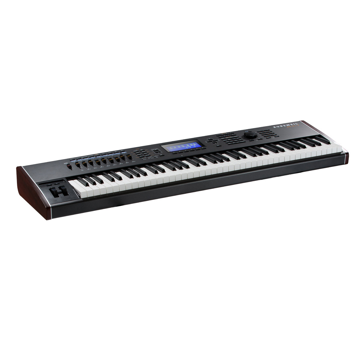 kurzweil pc3k7 76 key controller keyboard at. Black Bedroom Furniture Sets. Home Design Ideas