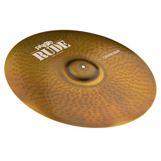 Paiste RUDE 17'' Crash/Ride Cymbal