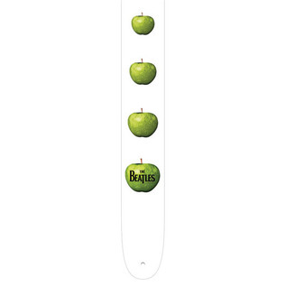 Perri's 6072 The Beatles 2.5'' Strap, Apple