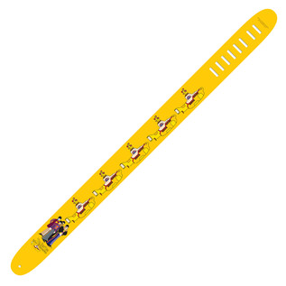 Perri's 6080 The Beatles 2.5'' Guitar Strap, Yellow Submarine